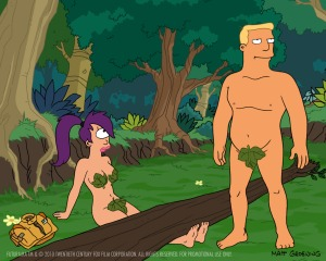 news_6acv02-adam-eve-zapp-leela_futurama-season-6