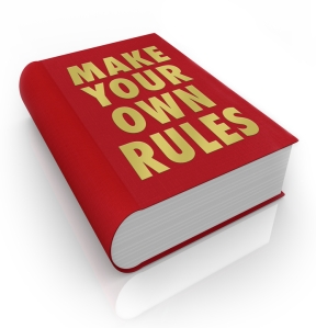 Make Your Own Rules Book Take Charge of LIfe