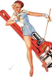 tool girl
